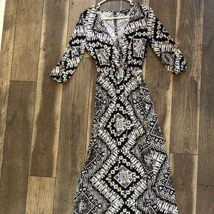 Express maxi dress size XS